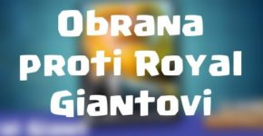 Obrana proti Royal Giantovi